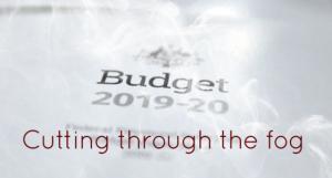 budget 2019 - 2020