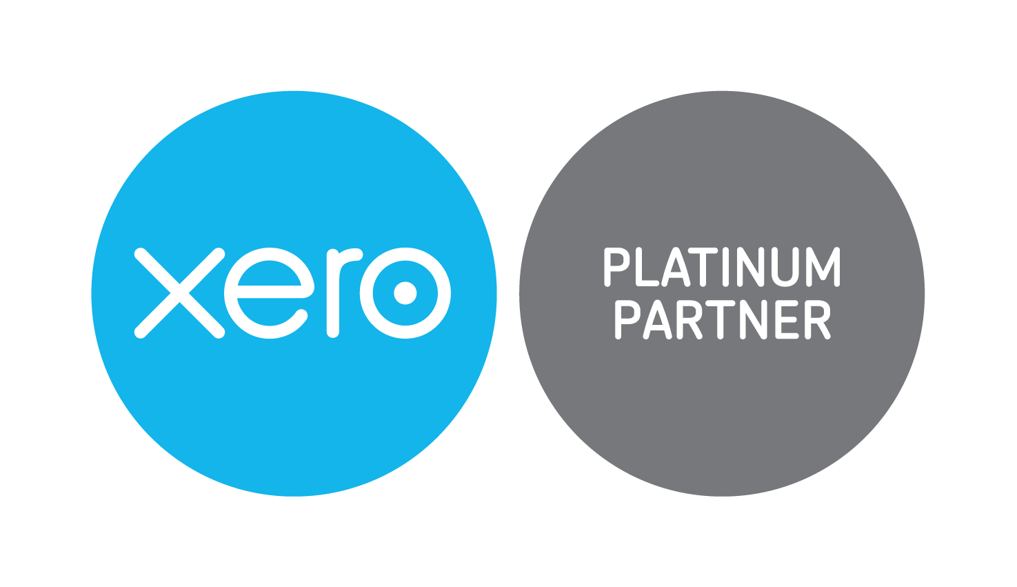 Xero Platinum Partner Badge Rgb